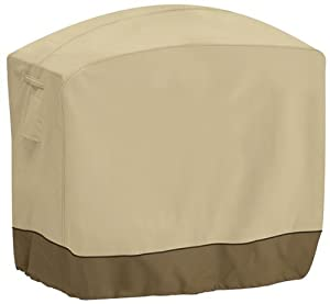 Classic Accessories Veranda Gas Barbeque Heavy-Duty Premium Grill Cover, Medium, 58-Inch