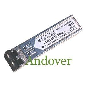 Finisar FTRJ-8519-7D-2.5 2GB Short Wave Fibre Channel Transceiver (FTRJ85197D2.5), Refurb