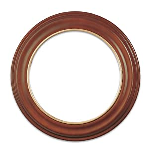 Richfield Hardwood Collector Plate Frame by The Bradford Exchange