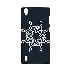 BLUEDIO Designer Printed Back case cover for VIVO Y15 / Y15S - G7231