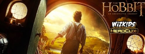 Hobbit an Unexpected Journey Heroclix Figure Pack - 1