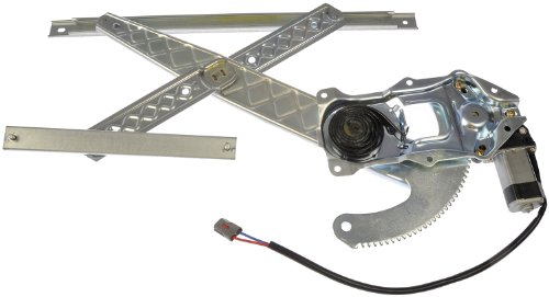 Dorman 741-620 Ford Front Driver Side Window Regulator with Motor (97 F150 Window Regulator compare prices)