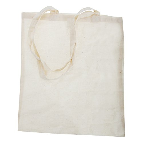 Plain Strong Shoulder Shopper Bag