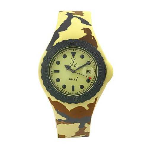Toy Watch Unisex JYA03SY Disco Jelly Watch