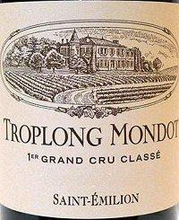 Troplong-Mondot Saint-Emilion Grand Cru 2008 750Ml