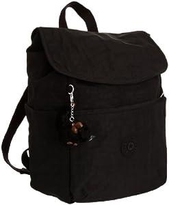 Kipling Casual Daypack Talma, Black, K15263