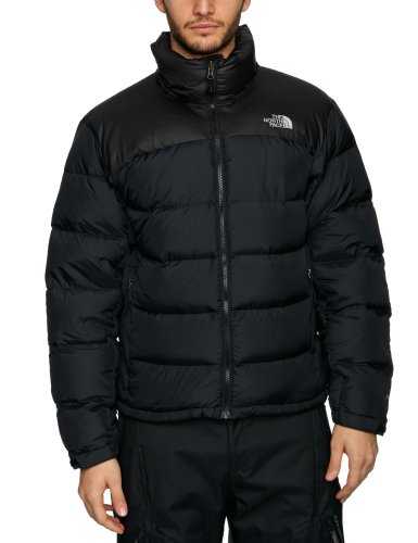 The North Face Men's Nuptse Down Jacket - TNF Black, X-Large