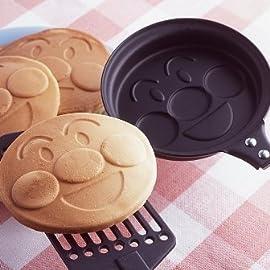 アンパンマン ホットケーキパン フライパン アンパンマン調理器具