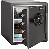 SentrySafe SF123ES Electronic Fire-Safe File