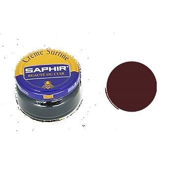 Cirage Saphir pommadier (Crème Surfine) marron moyen