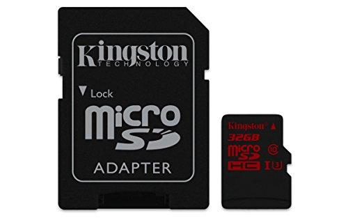 Kingston SDCA3/32GB microSDHC/SDXC