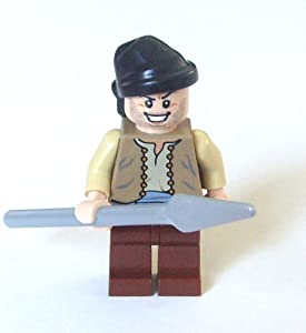 Lego Prince of Persia Mini Figure - Ostrich Jockey (with Spear)