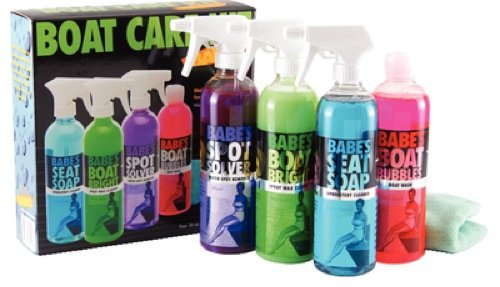 Babe's Complete Boat Care Kit