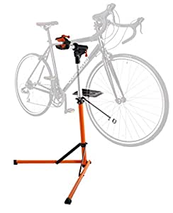Aluminum Pro Mechanic Bike Repair Stand Foldable Bicycle Workstand Lightweight & Portable