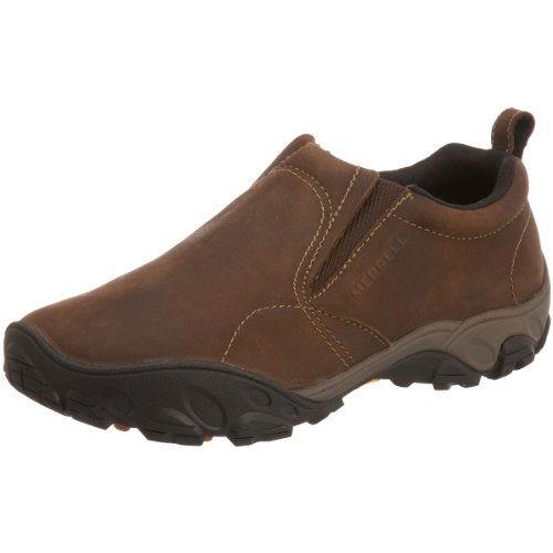 Merrell Men's Olmec Deepwood Slip On Shoe J63067 7 UK