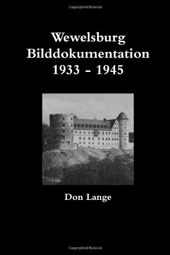 Buchcover: Wewelsburg Bilddokumentation 1933 - 1945