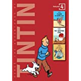 "The Adventures of Tintin: Volume 4 (Compact Editions): The Crab with the Golden Claws / The Shooting Star / The Secret of the Unicorn: ""The Crab with ... (The Adventures of Tintin - Compact Editions)by Georges Remi Herg�"