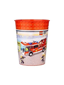 LEGO City 16 oz. Party Cup Party Accessory from AMSCAN