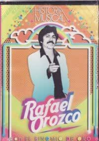 Rafael Orozco: Historia Musical