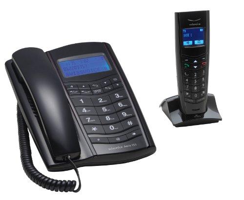 Swissvoice - Aeris 153 Combo - Téléphone filaire DECT + un combiné sans fil