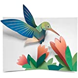 Pop Up Hummingbird Note Card Set Sabuda MoMA