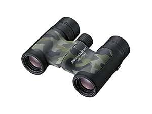 Nikon 双眼鏡 アキュロン W10 10x21 ダハプリズム式 10倍21口径 カムフラージュ ACW1010X21CM
