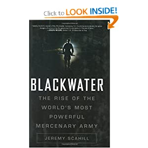 Blackwater - Jeremy Scahill