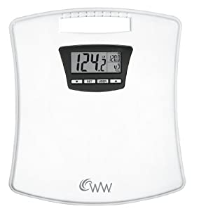 Weight Watchers by Conair Compact Tracker Scale