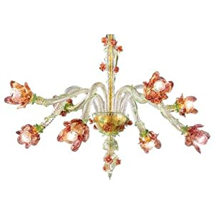 8007 Chandelier Size: 90 cm H x 95 cm Dia :: Best Offers
