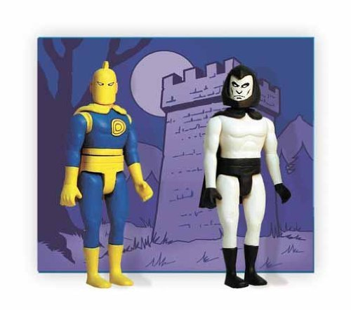 DC Pocket Super Heroes Series 1 The Golden Age Dr. Fate and the Spectere by DC Comics (Dc Direct Action Figure Dr Fate compare prices)