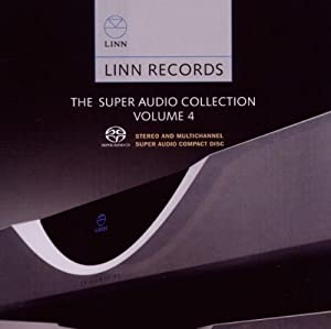 Hybrid Multichannel Super Audio CD Sampler Vol.4