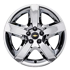 Amazon.com: GM # 19166165 Wheel Covers - 17-Inch Chrome with Chevy