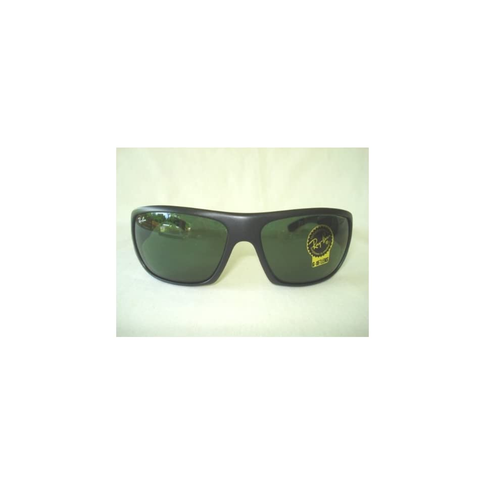 949558cb1d Ray Ban RB4150 Black  Crystal Green 601S 64mm Sunglasses on PopScreen