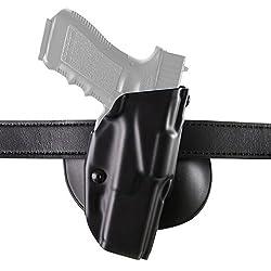 Safariland Glock 19, 23 6378 ALS Concealment Paddle Holster (STX Black Finish)
