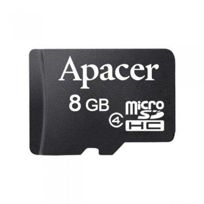 Apacer 8GB Class 4 MicroSDHC Memory Card
