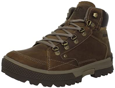 Caterpillar Men's Duncan Boot,Dark Beige,7 M US