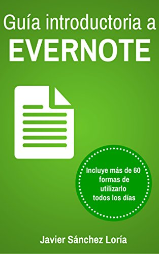 Guía introductoria a Evernote