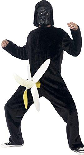 Men A (Banana Gorilla Costume)