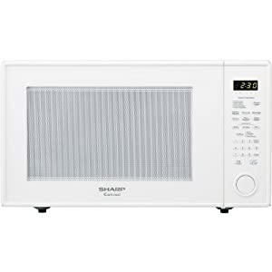 Review and Buying Guide of The Best Sharp R659YW Countertop Microwave ...