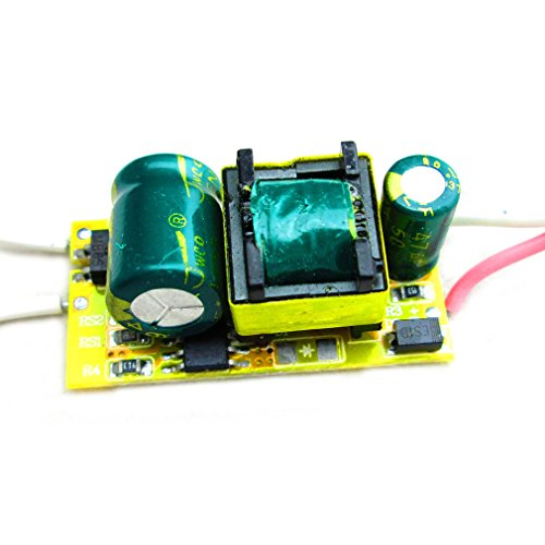 Led Constant Current Drive Power Built-In Power (4-7X1W) 4W 5W 6W 7W