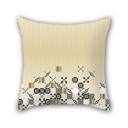 NICEPLW Geometry Throw Cushion Covers ,best For Boys,kids,car,teens Boys,kids Room,deck Chair 18 X 18 Inches / 45 By 45 Cm(double Sides) (Mini Turbine Engine Jet compare prices)