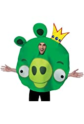 Paper Magic Unisex - Adult Angry Birds King Pig Costume