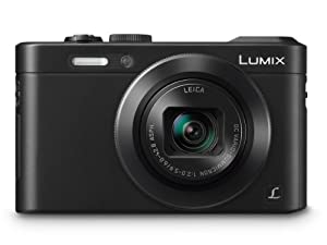 Panasonic Lumix DMC-LF1 12 MP Digital Camera (Black)