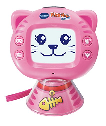 Vtech - 156105 - Jeu Electronique - Kidipet Friend - Chat - Tigré