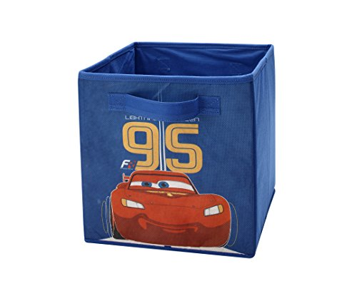 Disney Cars Collapsible Storage Bin - 1
