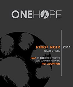 2011 ONEHOPE California Pinot Noir 750 mL