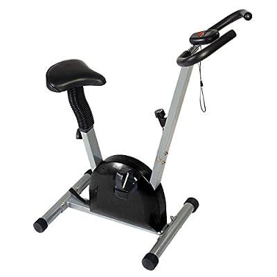 Goplus® Exercise Bike Cardio Fitness Gym Cycling Machine Gym Workout Training Stationary
