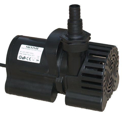 High Performance Submersible Water Pond Pump 10000 L/H SKYISH ASP10000 Dirty Water Pond Filter Pump