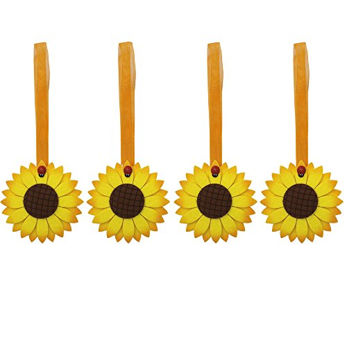 4 PCS Magnetic Curtain tiebacks