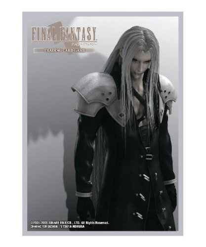FINAL FANTASY VII ADVENT CHILDREN カードスリーブ セフィロス